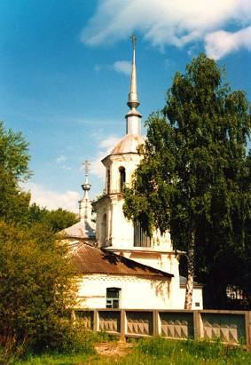 Krestovozdvizhenskay zerkov